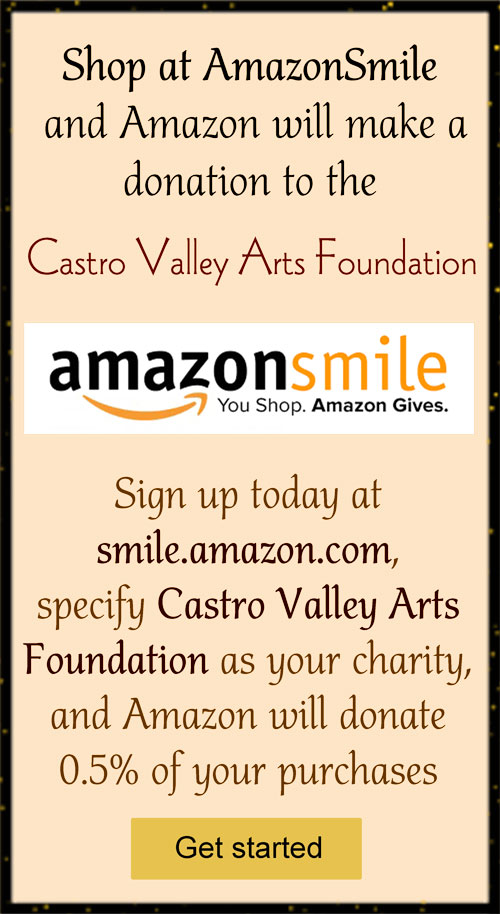 Amazon Smile support CVAF